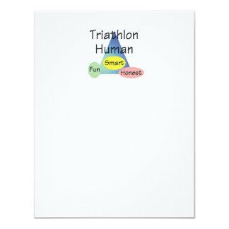 TEE Triathlon Human Invitation