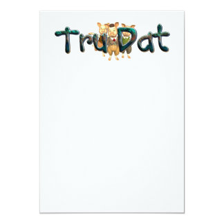 TEE Tru Dat Card