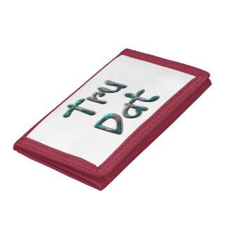 TEE Tru Dat Tri-fold Wallet