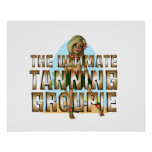 TEE Ultimate Tanning Groupie Poster