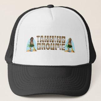 TEE Ultimate Tanning Groupie Trucker Hat