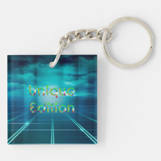 TEE Unique Edition Keychain