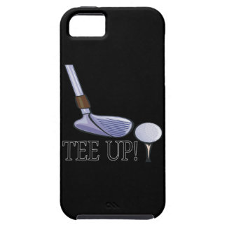 Tee Up iPhone 5 Cover
