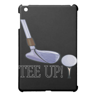 Tee Up Case For The iPad Mini