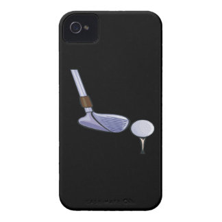 Tee Up iPhone 4 Case