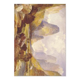 TEE Utah Canyons 5x7 Paper Invitation Card