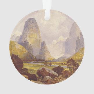 TEE Utah Canyons Ornament