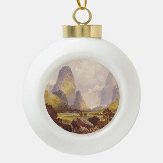 TEE Utah Canyons Ornaments