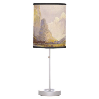 TEE Utah Canyons Table Lamp