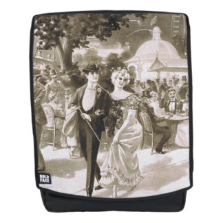 TEE Victorian Days Backpack