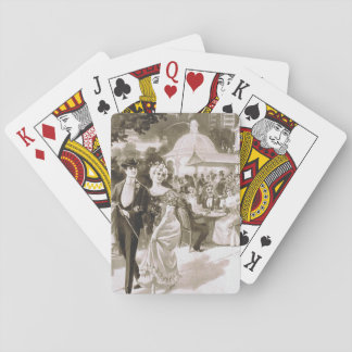TEE Victorian Days Playing Cards