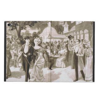 TEE Victorian Days Powis iPad Air 2 Case