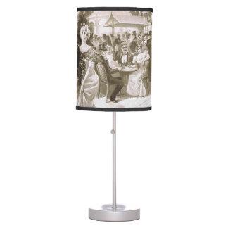 TEE Victorian Days Table Lamp