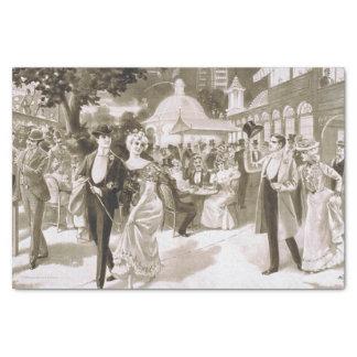 TEE Victorian Days Tissue Paper
