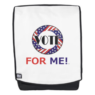 TEE Vote for Me Backpack