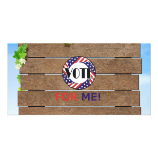TEE Vote for Me Card