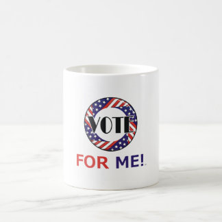 TEE Vote For Me Coffee Mug