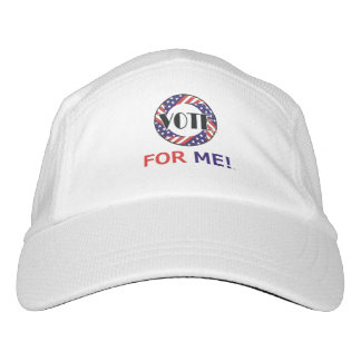 TEE Vote for Me Headsweats Hat