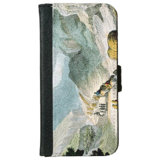 TEE Westward Ho Wallet Phone Case For iPhone 6/6s