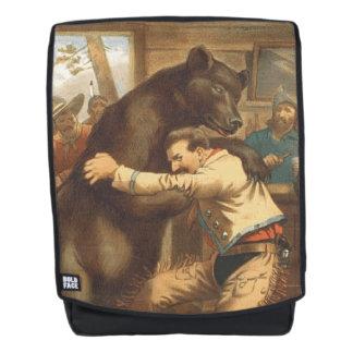 TEE Wild West Wrestling Backpack
