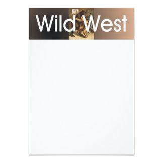 TEE Wild West Wrestling Card