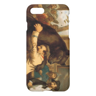 TEE Wild West Wrestling iPhone 8/7 Case