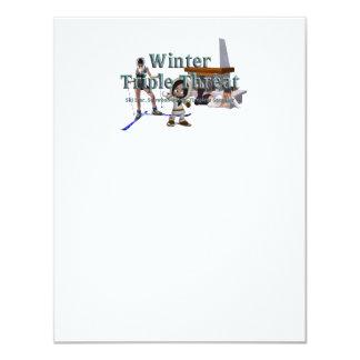 TEE Winter Triple Threat Card