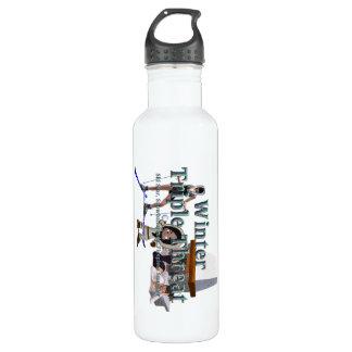 TEE Winter Triple Threat Water Bottle