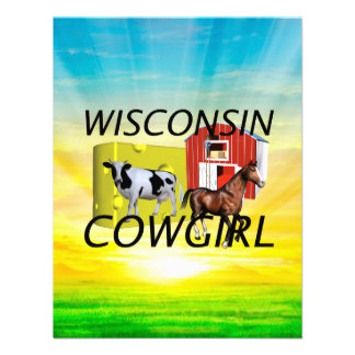 TEE Wisconsin Cowgirl Announcements