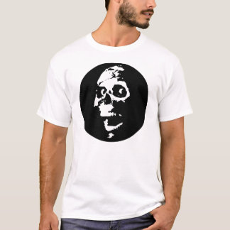 Tee with Skull