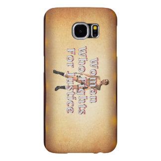 TEE Woman Justice Samsung Galaxy S6 Case