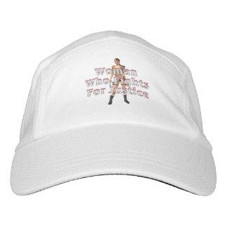 TEE Woman Justice Headsweats Hat