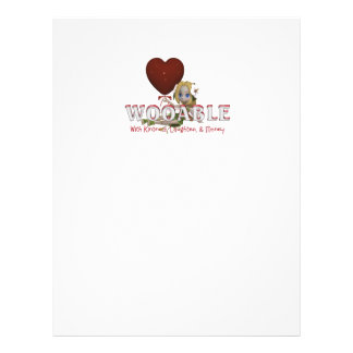 TEE Wooable Love Flyer