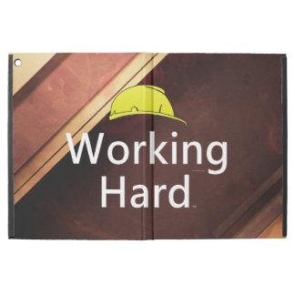 TEE Working Hard iPad Pro Case