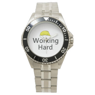 TEE Working Hard Wristwatch