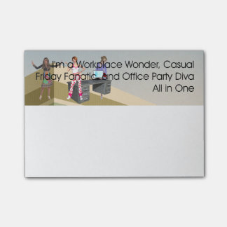 TEE Workplace Wonder Post-it® Notes