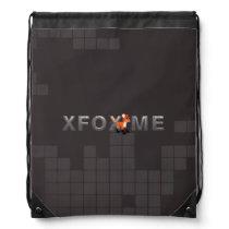 TEE XFox Me Drawstring Backpack