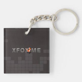 TEE XFox Me Keychain