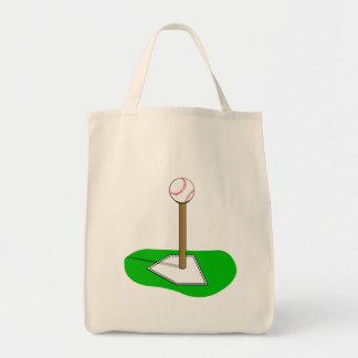 TeeBall Tote Bag