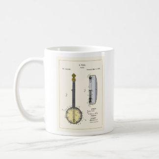 Teed Patent Mug