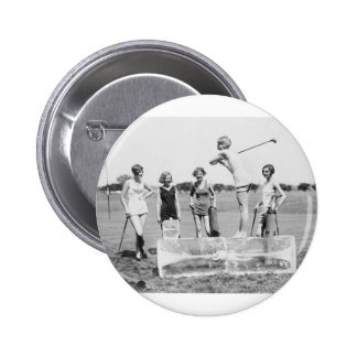 Teeing Off On ICE Womens Golf in Bathing Suits! Button