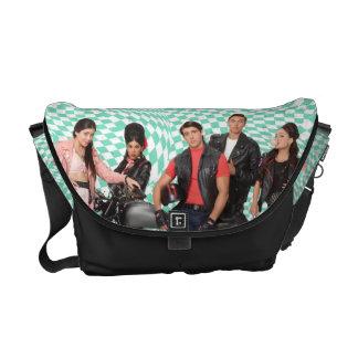 Teen Beach Group Shot 1 Messenger Bag
