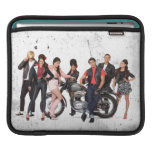 Teen Beach Group Shot 2 Sleeves For iPads