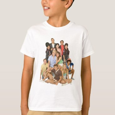 Beach Themed Teen Beach Group Shot 2 T-Shirt