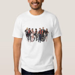 Teen Beach Group Shot 3 Tee Shirt