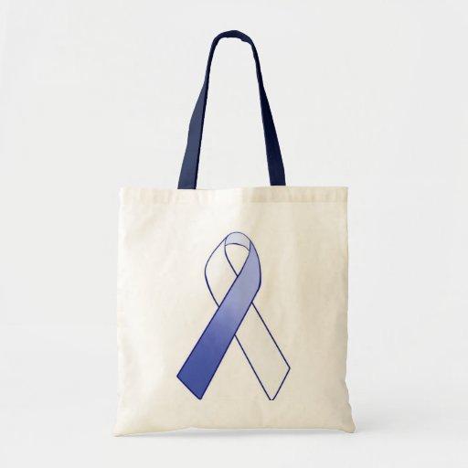 Teen Cancer Awareness Budget Tote Bag