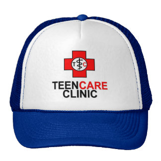 Teen Care Clinic Hat