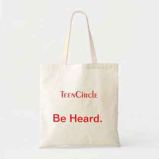 TEEN CIRCLE Canvaas Bag