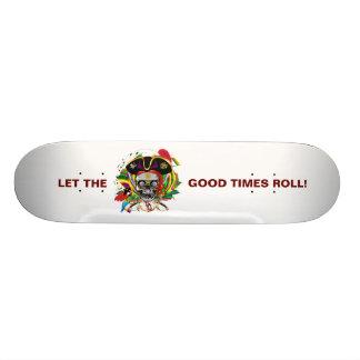 teen custom skate board