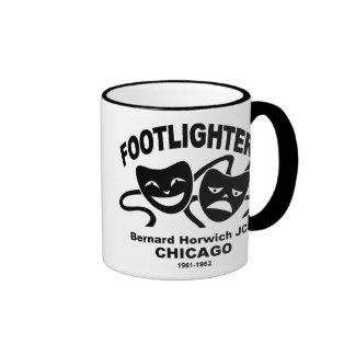 Teen Footlighters, Bernard Horwich JCC, Chicago Ringer Coffee Mug